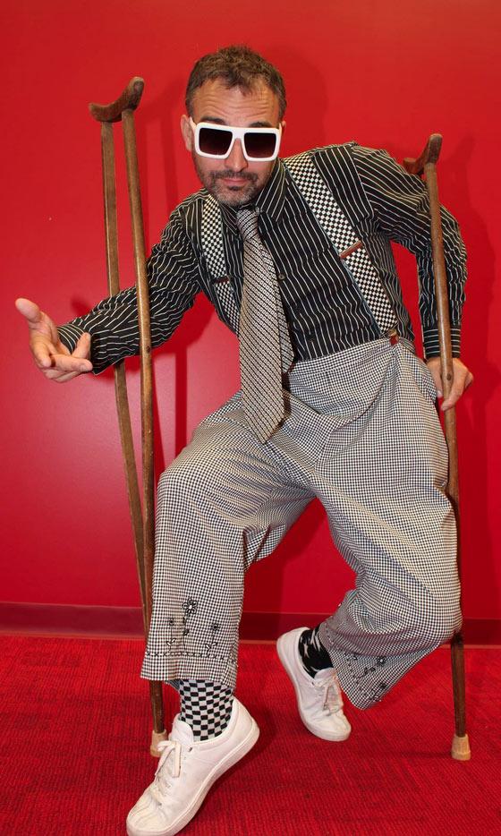 BILL SHANNON Cirque Visa RJD2 Dance Performance Art New Amsterdam installation