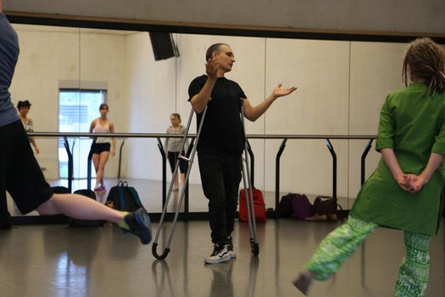 Bill Shannon, Wearables, video art, performance art, dance, choreography